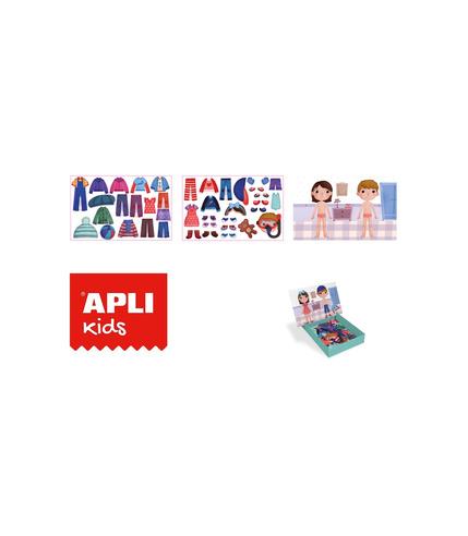 Apli Kids, Magnetyczna układanka -...