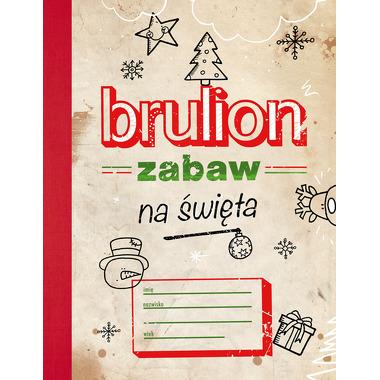 Brulion Zabaw Na Święta,...