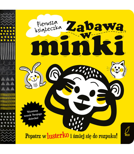 Zabawa W Minki Pierwsza Książeczka,...