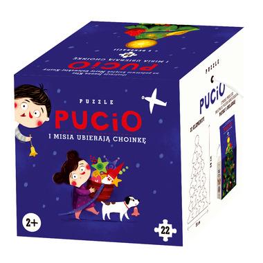 Puzzle Pucio I Misia...