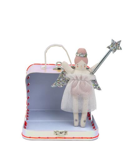 Meri Meri, Lalka mini Evie w walizce