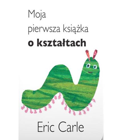 Moja Pierwsza Książka O Kształtach,...