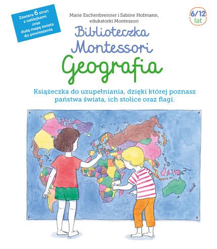 Geografia Biblioteczka Montessori,...