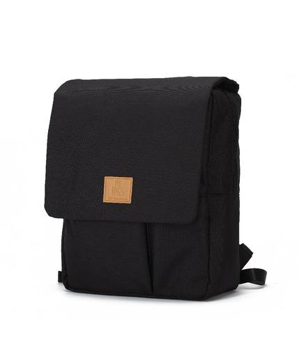 My Bag's, Plecak Reflap eco black/red
