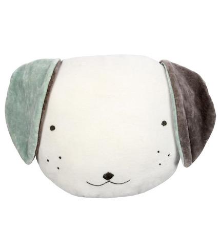 Meri Meri, poduszka welurowa Pies