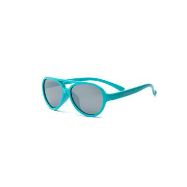 Okulary przeciwsłoneczne,  Sky - Neon Blue 2+