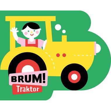 Traktor Wykrojnik,...