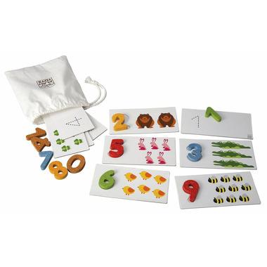 Cyferki 1-10, Plan Toys