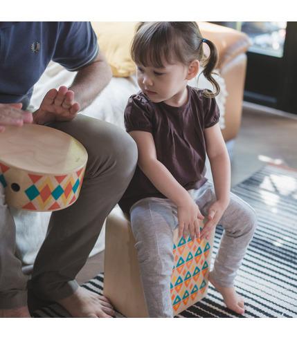plan toys, Bęben rytmiczny
