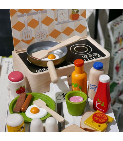 Kuchnia przenośna, Plan Toys