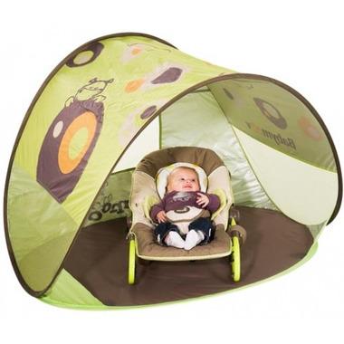 Namiot ochronny Anti- UV Zielony Babymoov