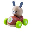 Drewniana wyścigówka królik, Plan Toys