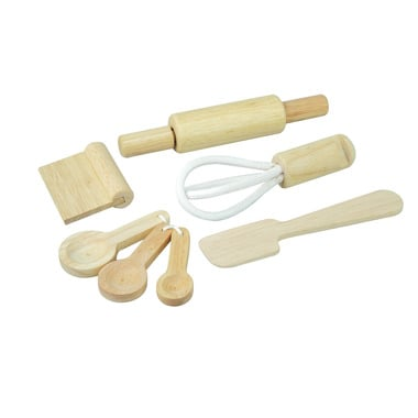 Drewniane przybory do pieczenia, Plan Toys