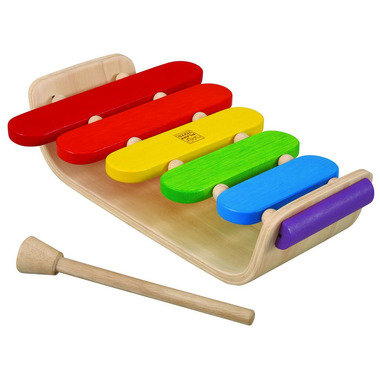 Drewniany ksylofon, Plan Toys