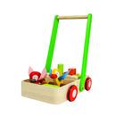 Drewniany chodzik z ptaszkami, Plan Toys