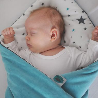 Rożek niemowlęcy 3 w 1 z...
