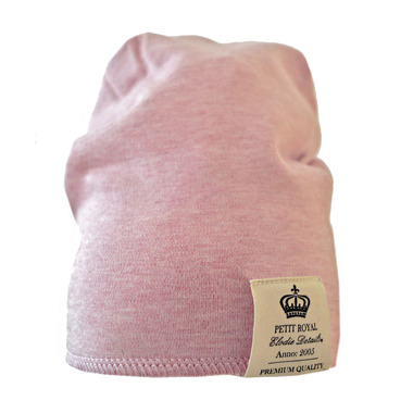 Elodie Details - czapka Petit Royal Pink 24-36 m