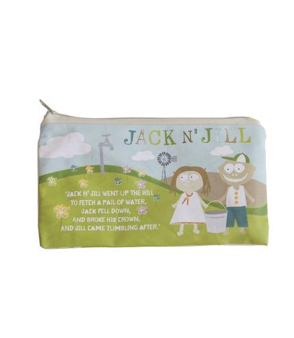 Bawełniana saszetka na szczoteczkę Jack N'Jill