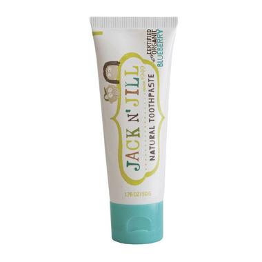 Naturalna Pasta do zębów, organiczna borówka i Xylitol, 50g, Jack N'Jill