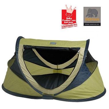 Łóżeczko turystyczne - namiot Cot Peuter Deryan