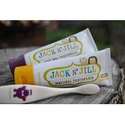 Jack N'Jill, Naturalna Pasta do zębów, organiczna borówka i Xylitol, 50g