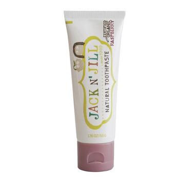 Naturalna Pasta do zębów, organiczna malina i Xylitol, 50g, Jack N'Jill