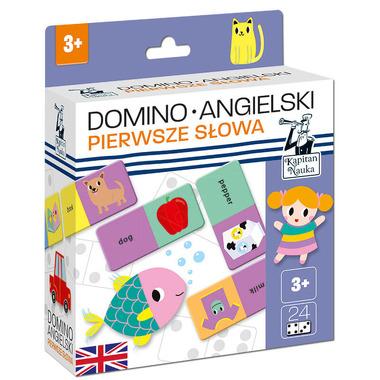 Domino angielski pierwsze...