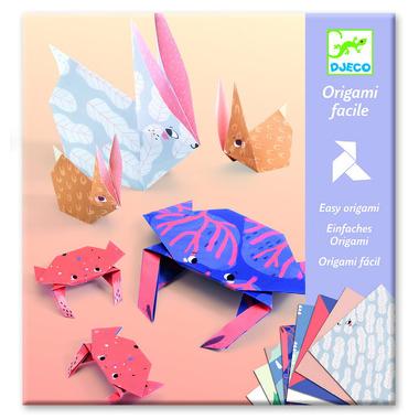 Djeco, Origami FAMILY zestaw