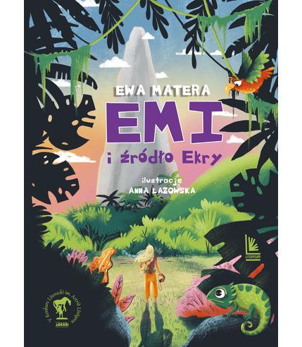 Emi i źródło ekry, Ewa Matera