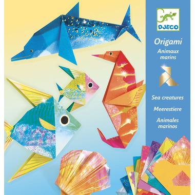 Djeco, Origami MORSKIE...