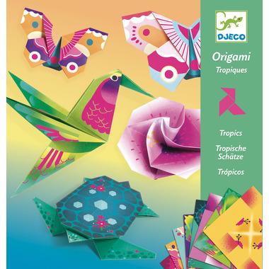 Djeco, Origami TROPIKI...
