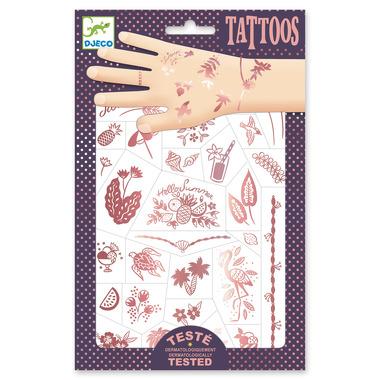 Djeco, Tatuaże LATO