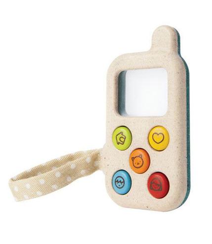 Mój pierwszy telefon, Plan Toys