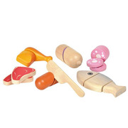 Mięso do krojenia, Plan Toys