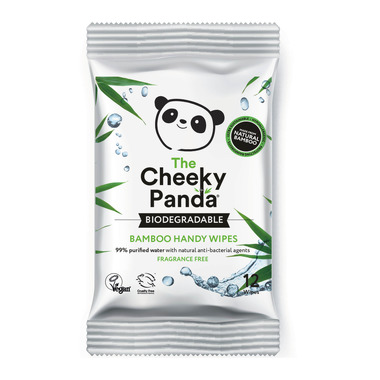 The Cheeky Panda, Handy...