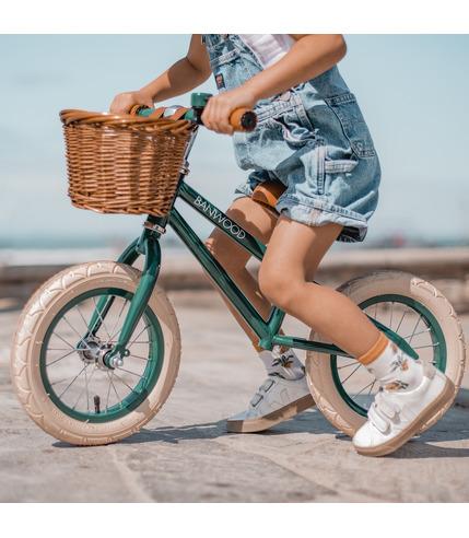Banwood, First Go! rowerek biegowy green