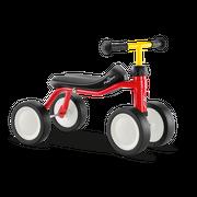 Rowerek biegowy PUKYLINO czerwony