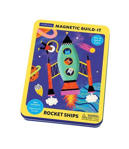 Mudpuppy, Magnetyczne konstrukcje...