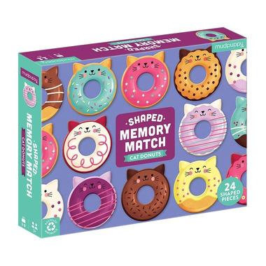 Mudpuppy, Gra Memory...