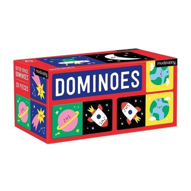 Mudpuppy, Gra Domino Kosmos...