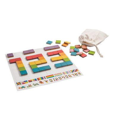 Kolorowa Mozaika, Plan Toys