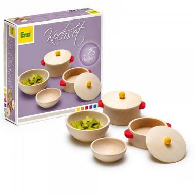Akcesoria kuchenne - zestaw, Erzi
