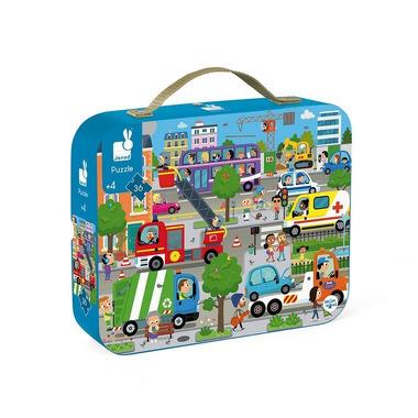 Janod, Puzzle w walizce...