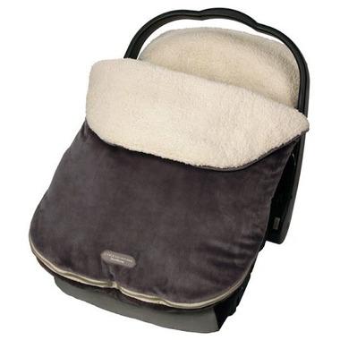 Śpiworek Original do nosidełek i wózków - mały Graphite