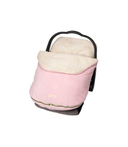 Śpiworek Original do nosidełek i wózków - mały Pink