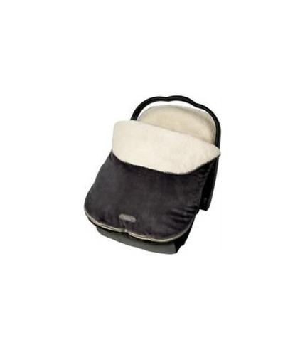 Śpiworek Original do nosidełek i wózków - mały Black