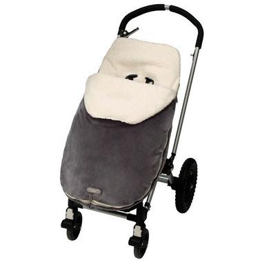 Śpiworek Original do nosidełek i wózków - duży Graphite