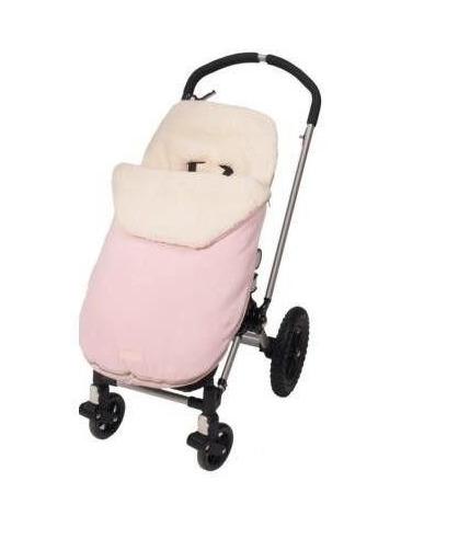 Śpiworek Original do nosidełek i wózków - duży Pink