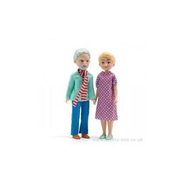 Djeco, Figurki - Dziadek i...