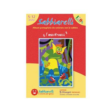 Sabbiarelli, Album do...